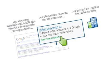 L'événement Google Adwords