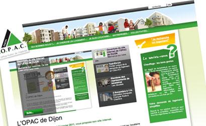 Un tout nouveau site pour l'Office Public de l'Habitat