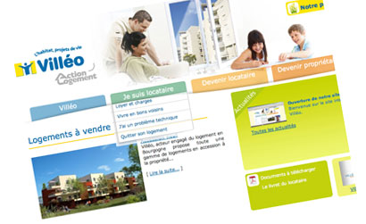Villeo: Nouveau nom, nouveau départ, nouvelle communication