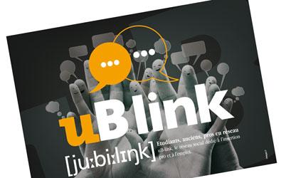 uB link: le réseau social des études à la carrière!