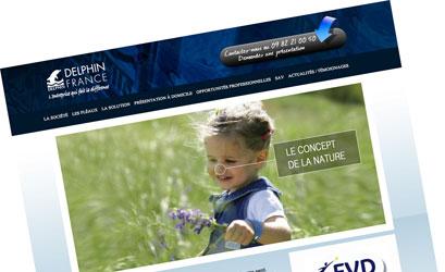Delphin France: un nouveau site pour le purificateur d'air!
