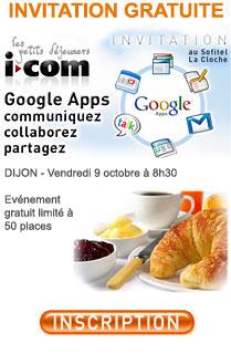 Google Apps: communiquez, collaborez, partagez