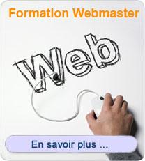Webmaster: une formation, un métier