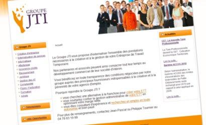 Groupe JTI: l'alternative à la franchise pour les ETT