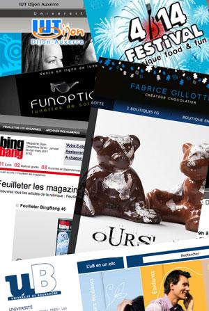 Creation sites internet Dijon