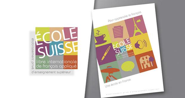 Ecole suisse print