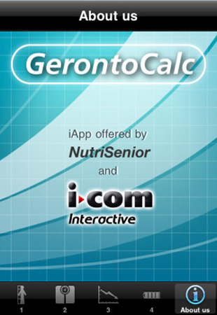 GerontoCalc apps