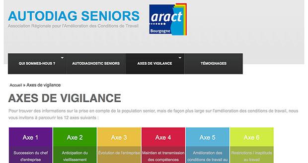 Site Internet Aract Bourgogne