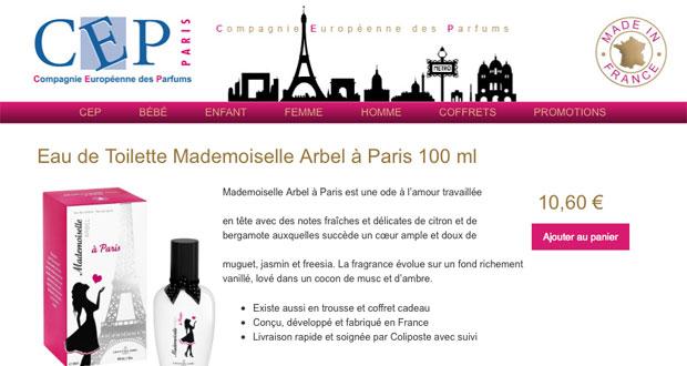 mademoiselle arbel
