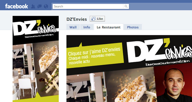 facebook DZ'envies
