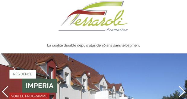 Site Internet Ferraroli