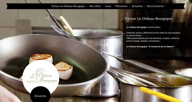 Site Traiteur Chateau Bourgogne Hôtels Bourgogne Qualité