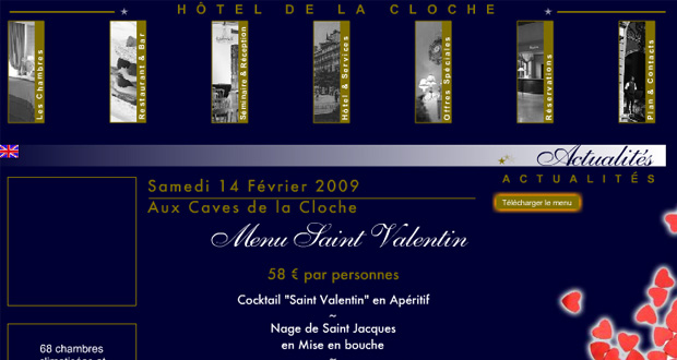Hôtel Sofitel La Cloche