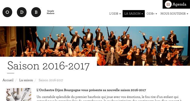 saison ODB 2017