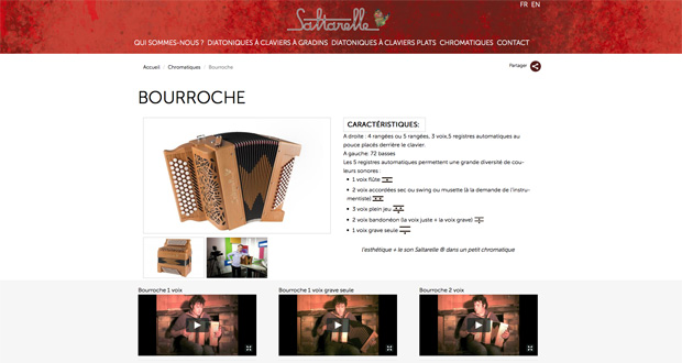 accordeon saltarelle