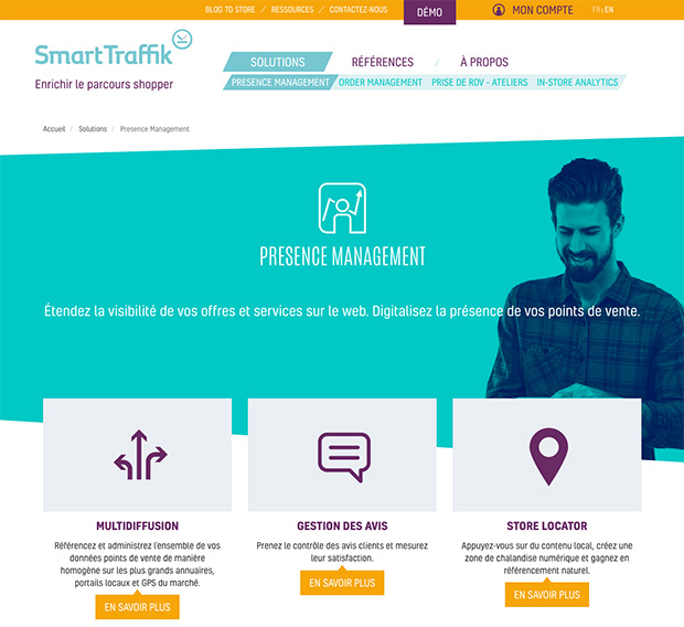 site internet smart-traffik
