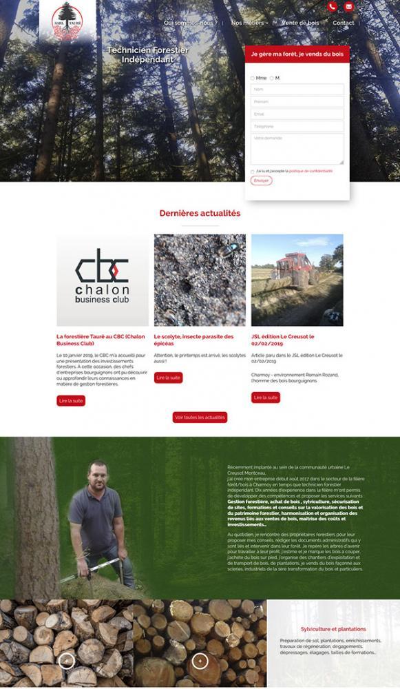 site internet taure