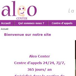 Aleo Center site