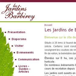 Les amis des Jardins de Barbirey