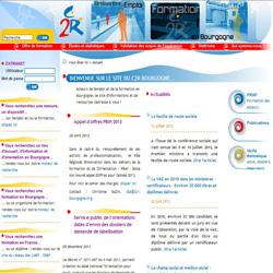 Site du C2R Bourgogne
