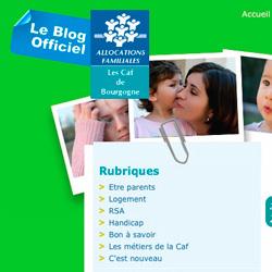 Blog CAF Bourgogne