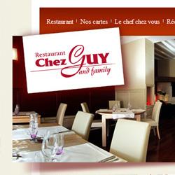 site web restaurant