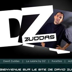 David Zuddas site internet