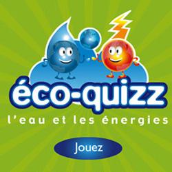 Présentation interactive éco-quizz