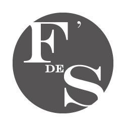 monogramme fan de soie