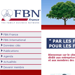 FBN France Site web
