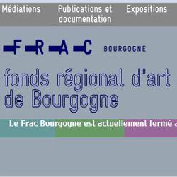 Site du Frac Bourgogne