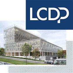 LCDP création d'un site Web
