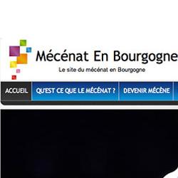 Le site Internet dédié au mécénat en Bourgogne