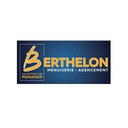 logo menuiserie Berthelon