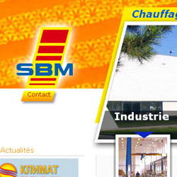 SBM International site web