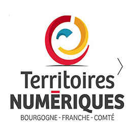 logo territoires numeriques bfc