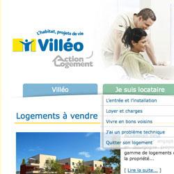 Villeo : Nouveau nom, nouveau départ, nouvelle communication