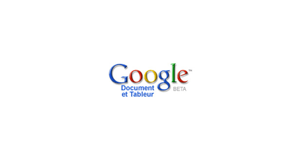 google document tableur