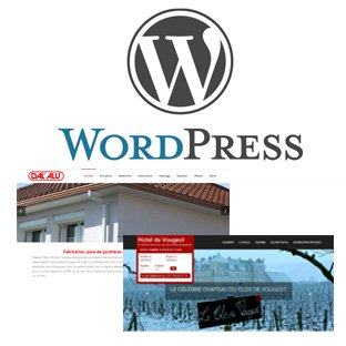 Creation site web wordpress