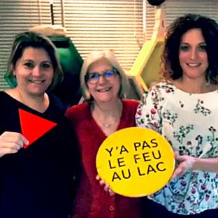 Christine Baillet et Andréa Boitrand témoignent en vidéo...